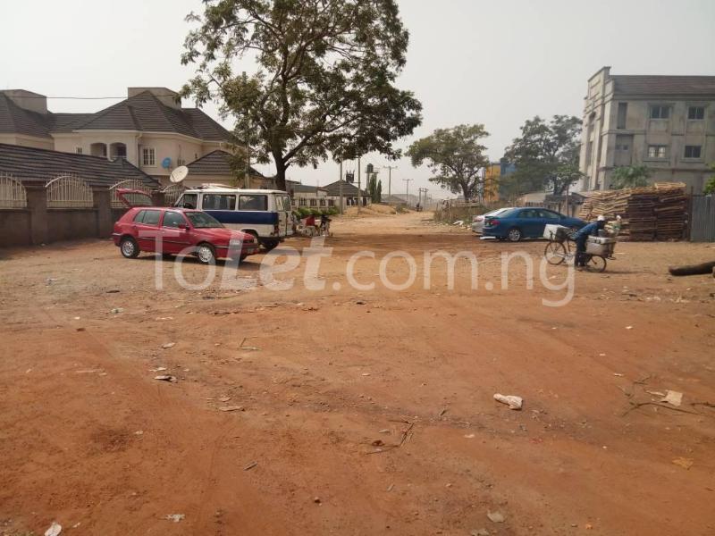 Land for sale By Alibet building near Amala Joint by Capital Hub Off Ahmadu Bello way Mabushi Abuja - 7
