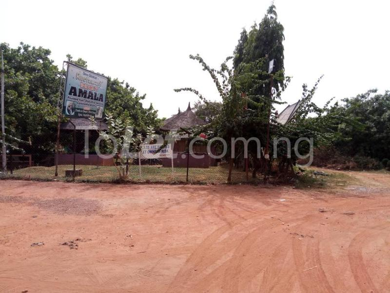 Land for sale By Alibet building near Amala Joint by Capital Hub Off Ahmadu Bello way Mabushi Abuja - 8