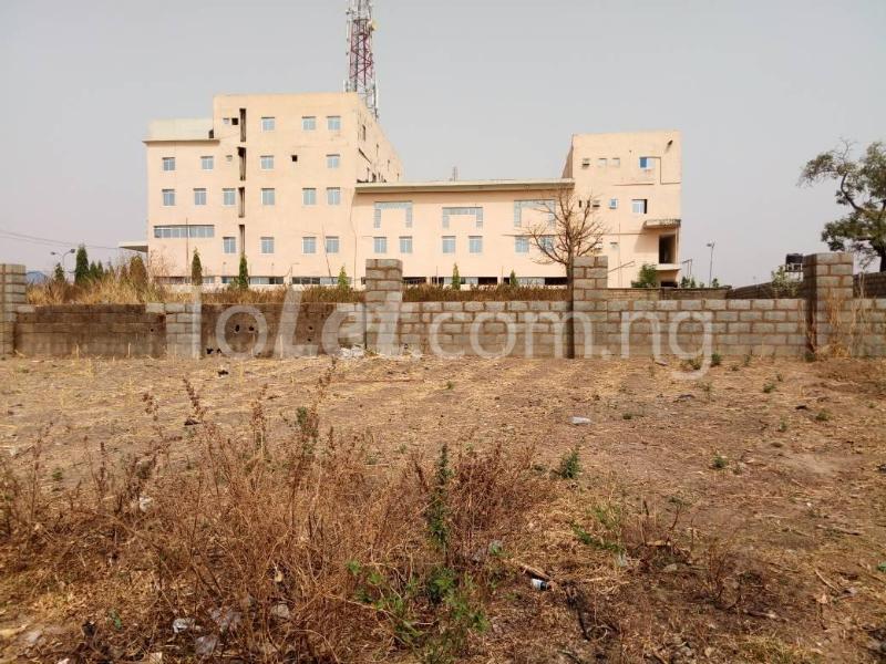 Land for sale By Alibet building near Amala Joint by Capital Hub Off Ahmadu Bello way Mabushi Abuja - 9