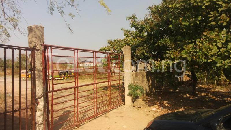 Land for sale By Naval Senior Quarters near Kado Estate Kado Abuja - 1