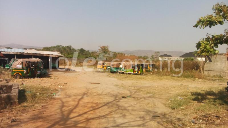 Land for sale By Naval Senior Quarters near Kado Estate Kado Abuja - 2
