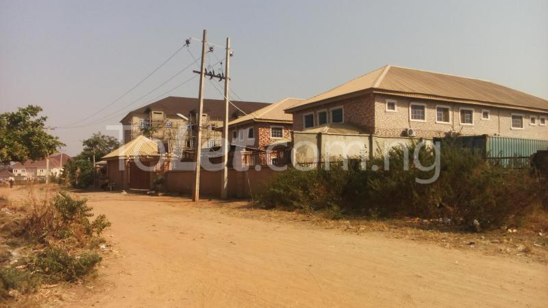 Land for sale By Naval Senior Quarters near Kado Estate Kado Abuja - 3