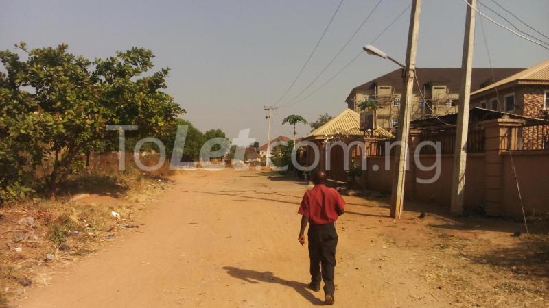 Land for sale By Naval Senior Quarters near Kado Estate Kado Abuja - 4