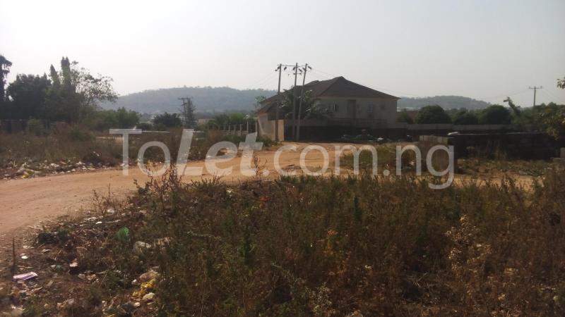 Land for sale By Naval Senior Quarters near Kado Estate Kado Abuja - 5