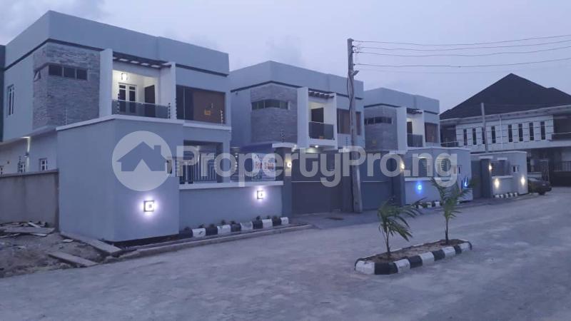 4 bedroom Detached Duplex House for sale Palm City Estate. Overlooking VGC Lagoon VGC Lekki Lagos - 0
