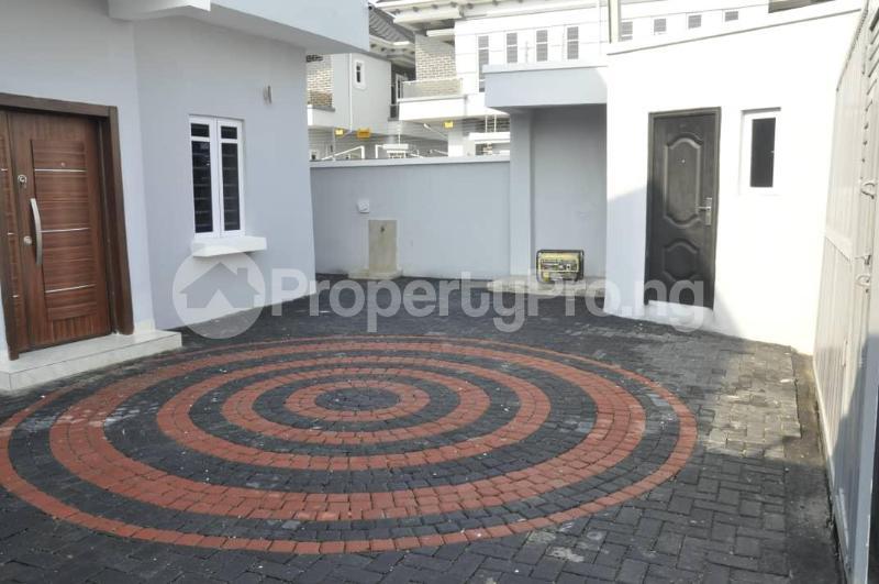 4 bedroom Detached Duplex House for sale Palm City Estate. Overlooking VGC Lagoon VGC Lekki Lagos - 9