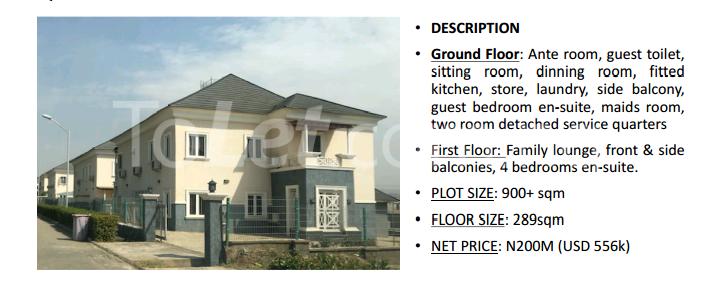 6 bedroom House for sale behind Gwarimpa Kafe Abuja - 1