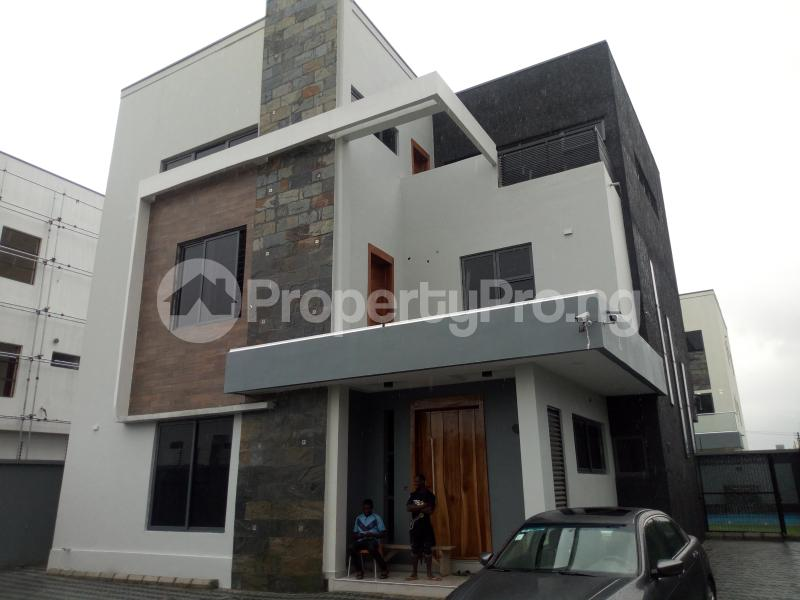 5 bedroom Detached Duplex House for sale paved street Mojisola Onikoyi Estate Ikoyi Lagos - 29