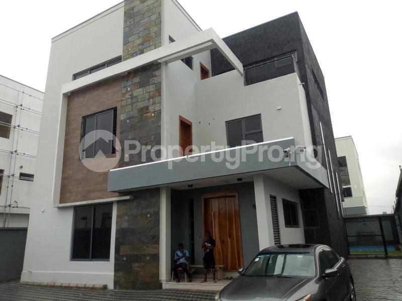 5 bedroom Detached Duplex House for sale paved street Mojisola Onikoyi Estate Ikoyi Lagos - 30
