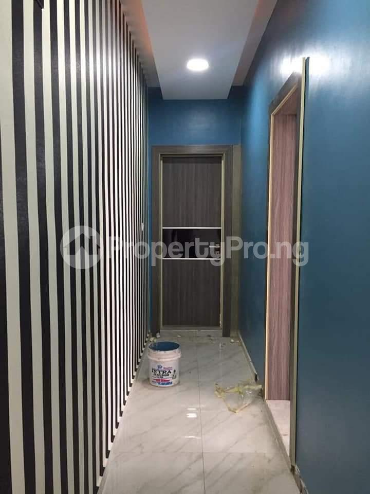 4 bedroom Semi Detached Duplex House for sale Off Oyemekun street Ifako-ogba Ogba Lagos - 3