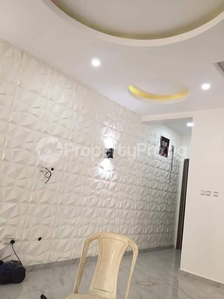4 bedroom Semi Detached Duplex House for sale Off Oyemekun street Ifako-ogba Ogba Lagos - 1
