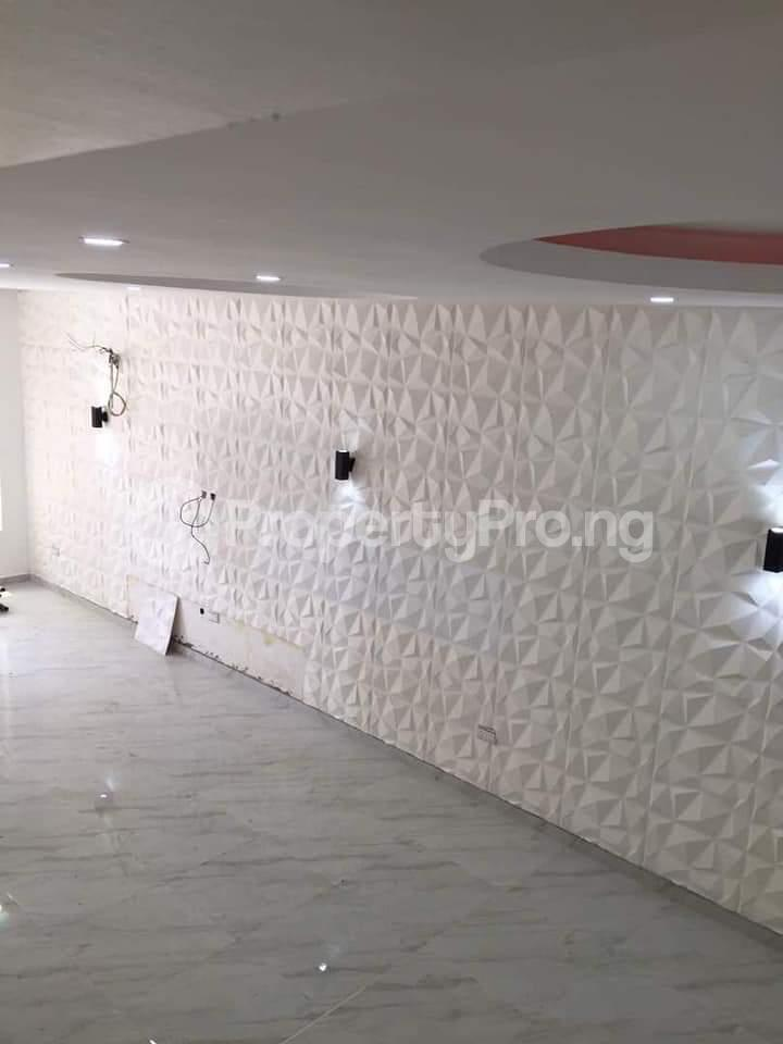 4 bedroom Semi Detached Duplex House for sale Off Oyemekun street Ifako-ogba Ogba Lagos - 0