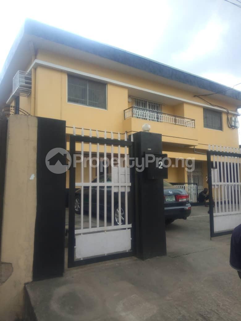 5 bedroom Detached Duplex House for rent ---- Allen Avenue Ikeja Lagos - 0