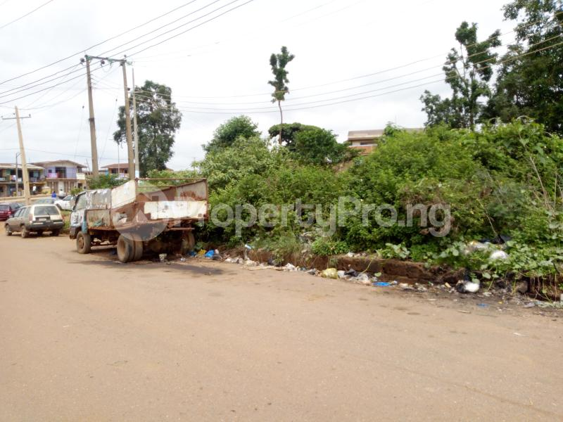 Commercial Land Land for sale Sawmill Bus stop, facing main Old ife road Ibadan Oyo - 3