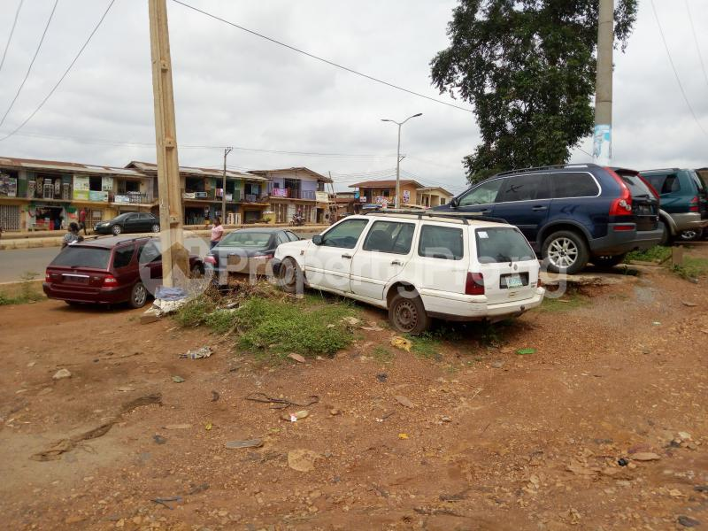 Commercial Land Land for sale Sawmill Bus stop, facing main Old ife road Ibadan Oyo - 2