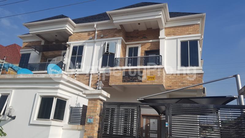 5 bedroom Semi Detached Duplex House for sale Oral Estate Lekki Lagos - 5