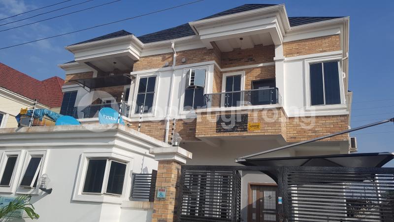 5 bedroom Semi Detached Duplex House for sale Oral Estate Lekki Lagos - 6