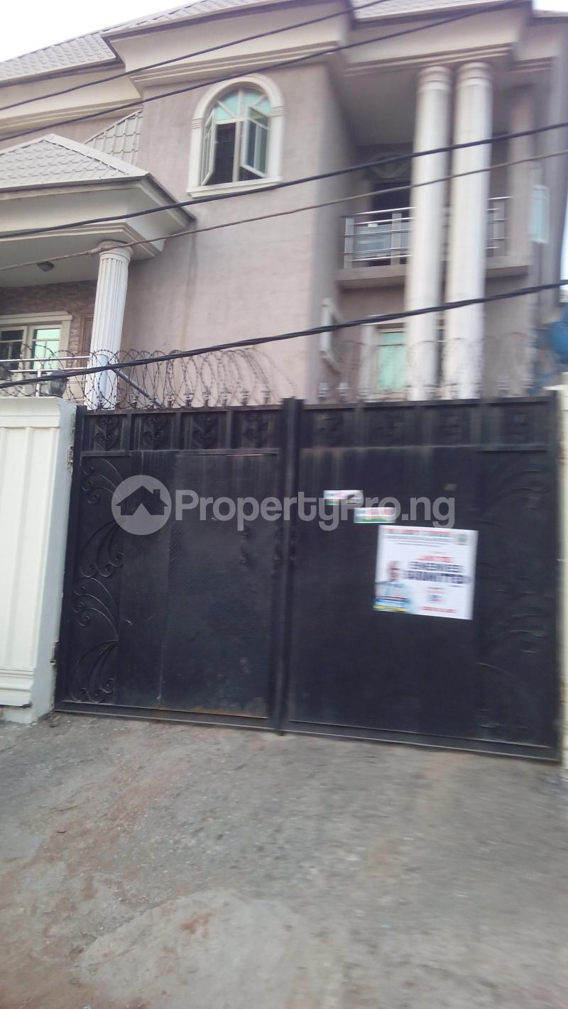 2 bedroom Flat / Apartment for rent abolade street off omilani street Ijesha Surulere Lagos - 4