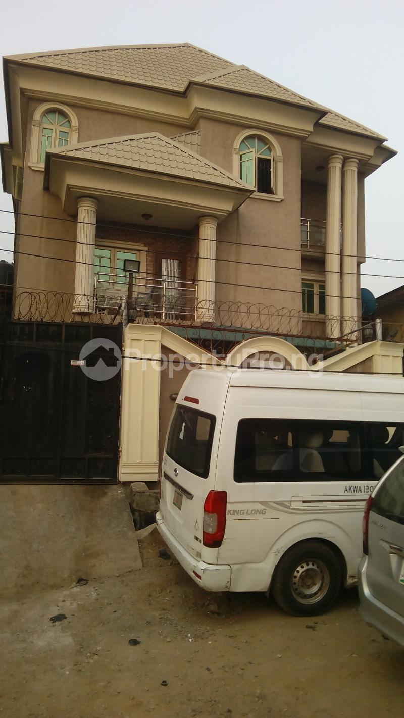 2 bedroom Flat / Apartment for rent abolade street off omilani street Ijesha Surulere Lagos - 0
