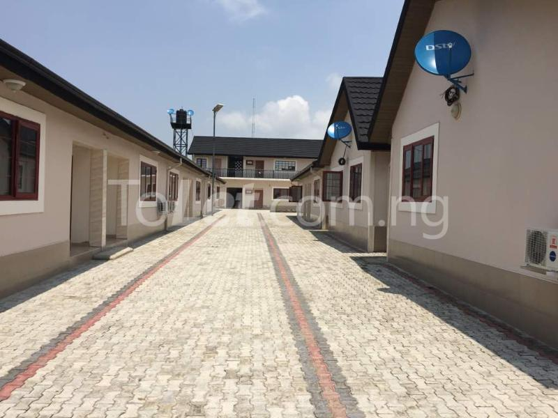 1 bedroom mini flat  Flat / Apartment for rent UNITED ESTATE Monastery road Sangotedo Lagos - 1