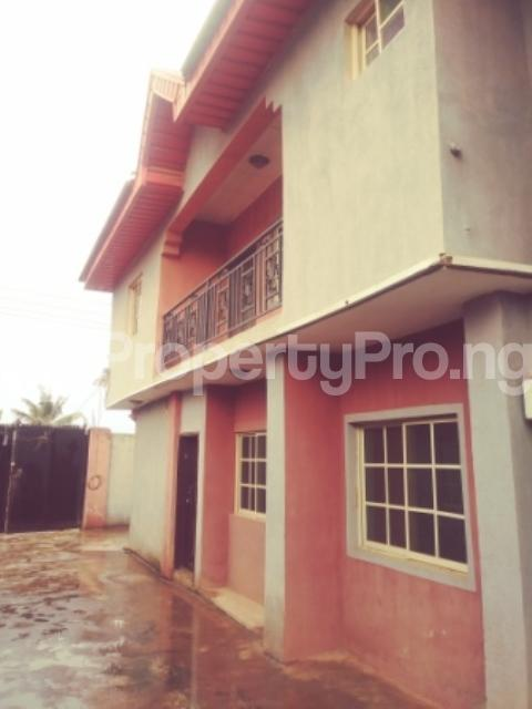 1 bedroom mini flat  Shared Apartment Flat / Apartment for rent moshalashi after kola bus stop Alagbado Abule Egba Lagos - 1