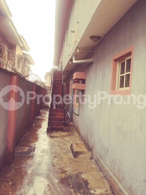 1 bedroom mini flat  Shared Apartment Flat / Apartment for rent moshalashi after kola bus stop Alagbado Abule Egba Lagos - 2