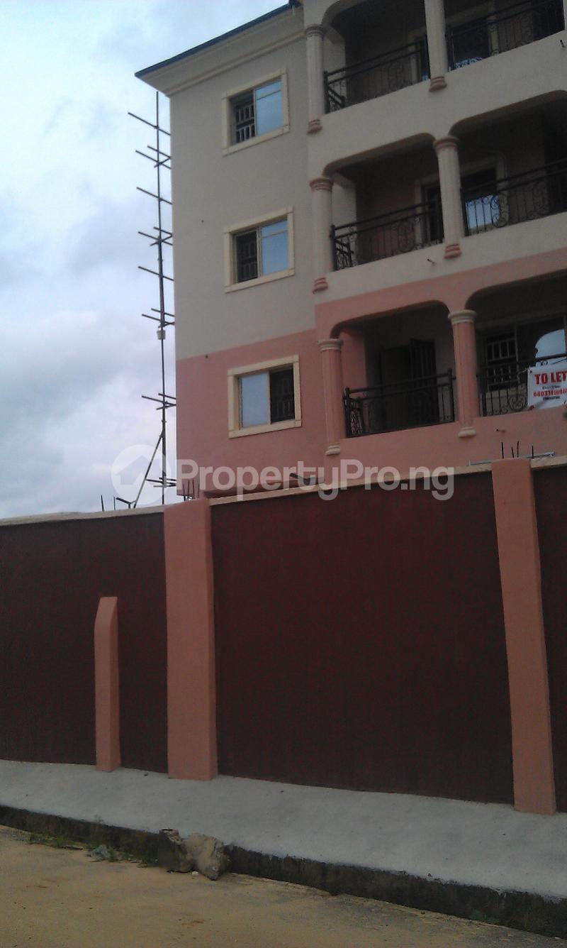 1 bedroom mini flat  Mini flat Flat / Apartment for rent NTA road Choba Port Harcourt Rivers - 0