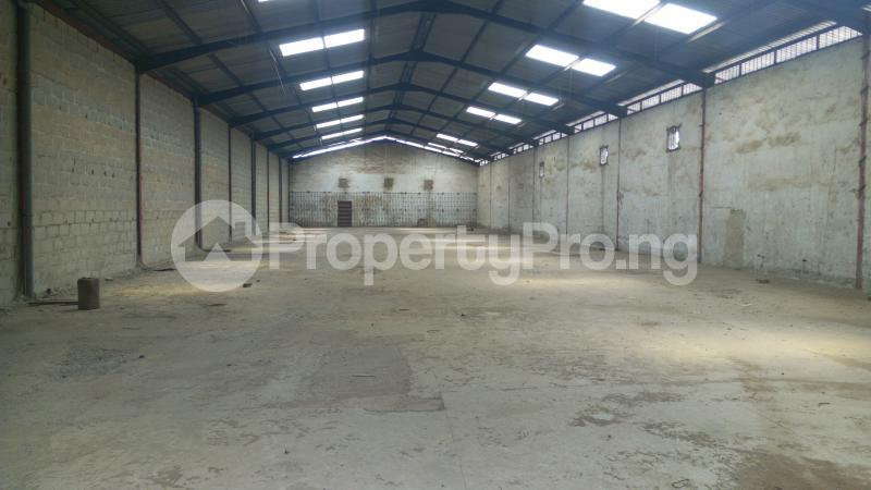 Warehouse Commercial Property for rent Oregun industrial area Oregun Ikeja Lagos - 1