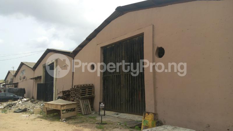 Warehouse Commercial Property for rent Oregun industrial area Oregun Ikeja Lagos - 5