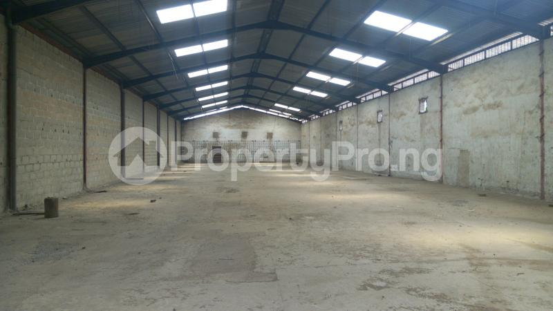 Warehouse Commercial Property for rent Oregun industrial area Oregun Ikeja Lagos - 0