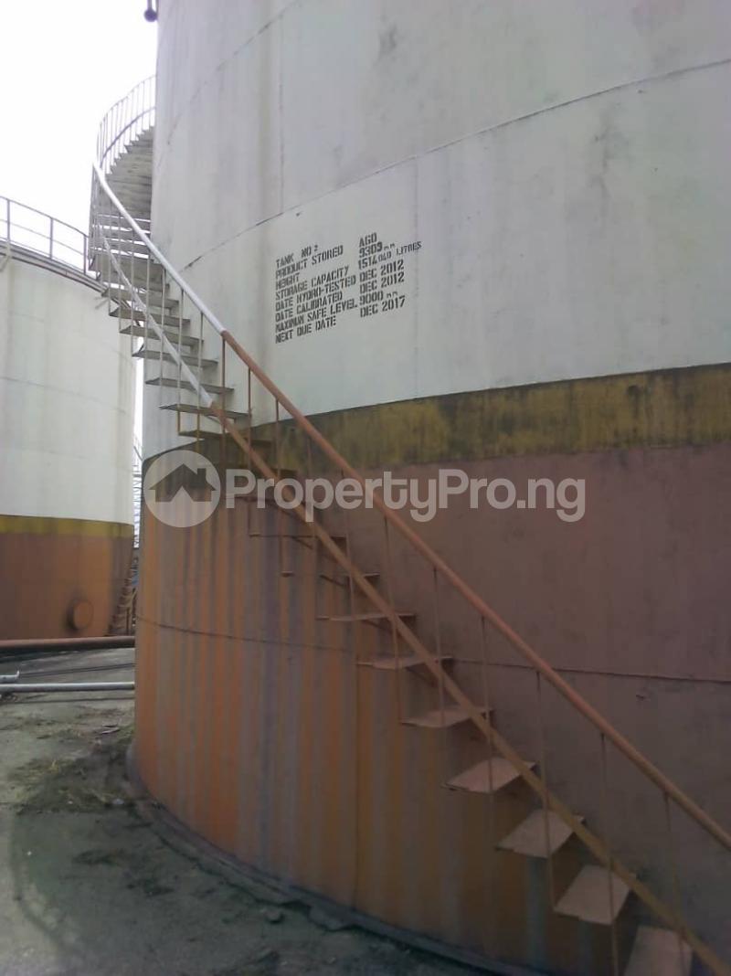 Tank Farm Commercial Property for sale Dockyard, Apapa Apapa Lagos - 0