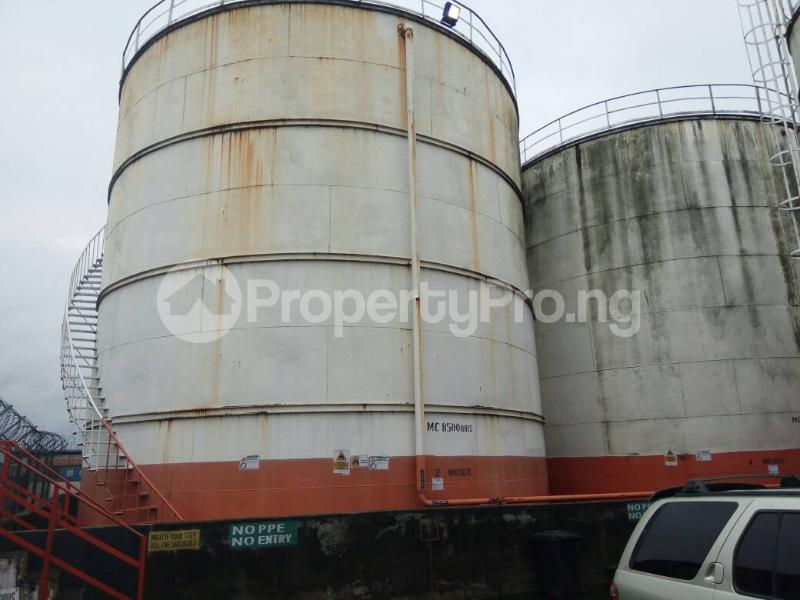 Tank Farm Commercial Property for sale Dockyard, Apapa Apapa Lagos - 1