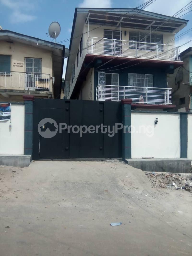 Blocks of Flats House for rent Oregun Oregun Ikeja Lagos - 0