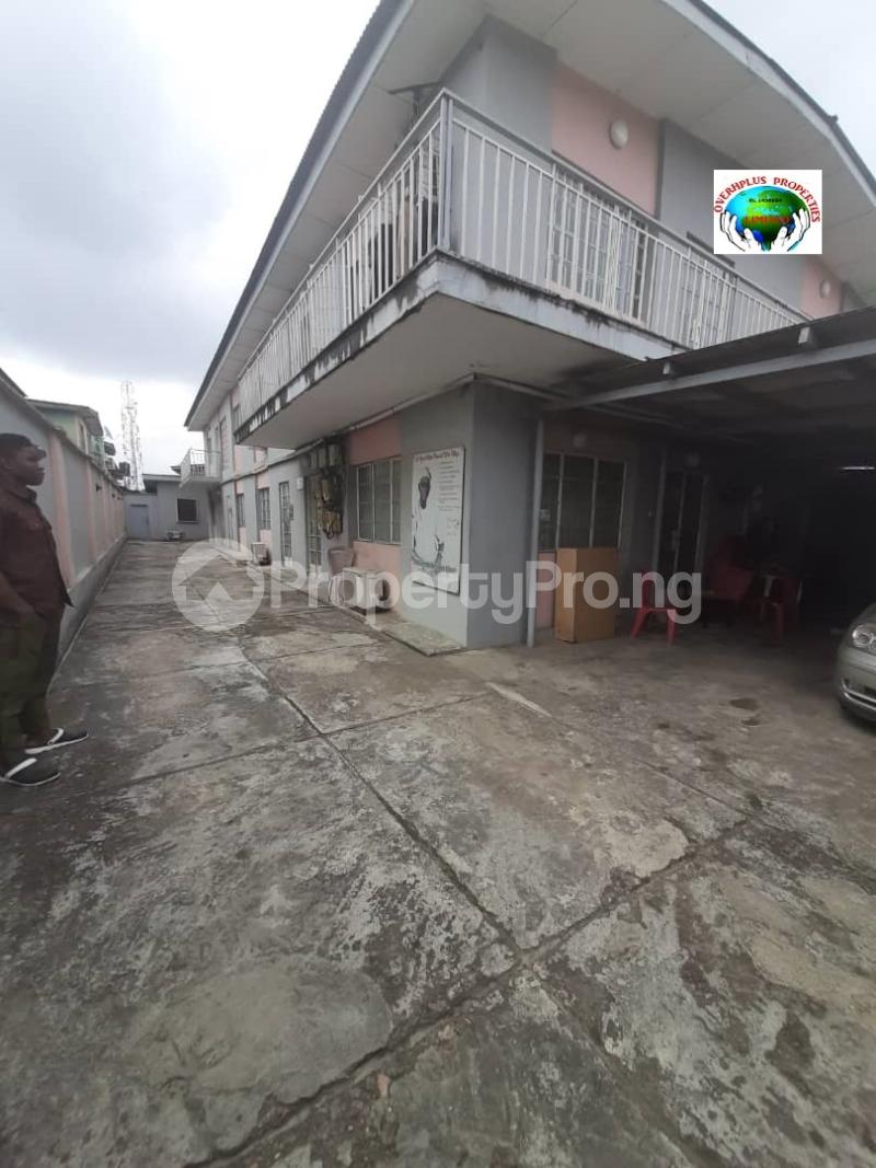 3 bedroom Flat / Apartment for rent Maryland ,Ikeja Lagos Maryland Ikeja Lagos - 0