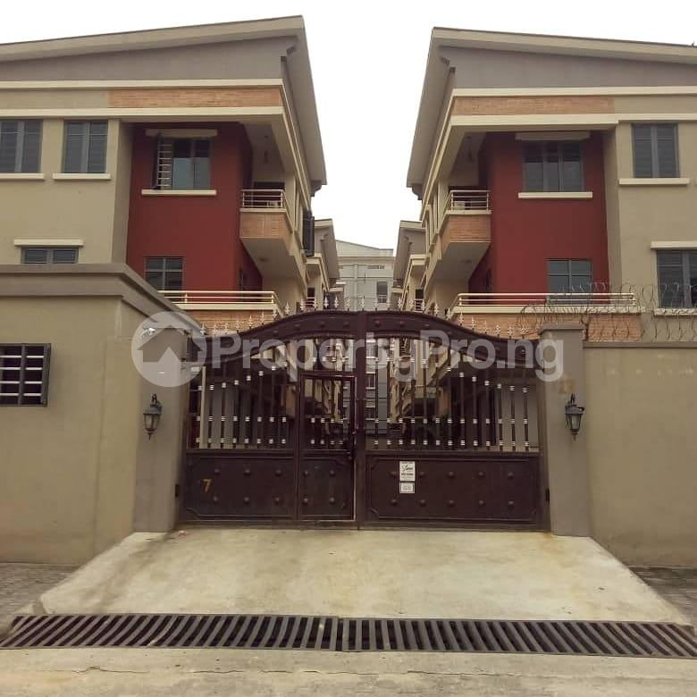 5 Bedroom Terraced Duplex House For Rent Near Four Point