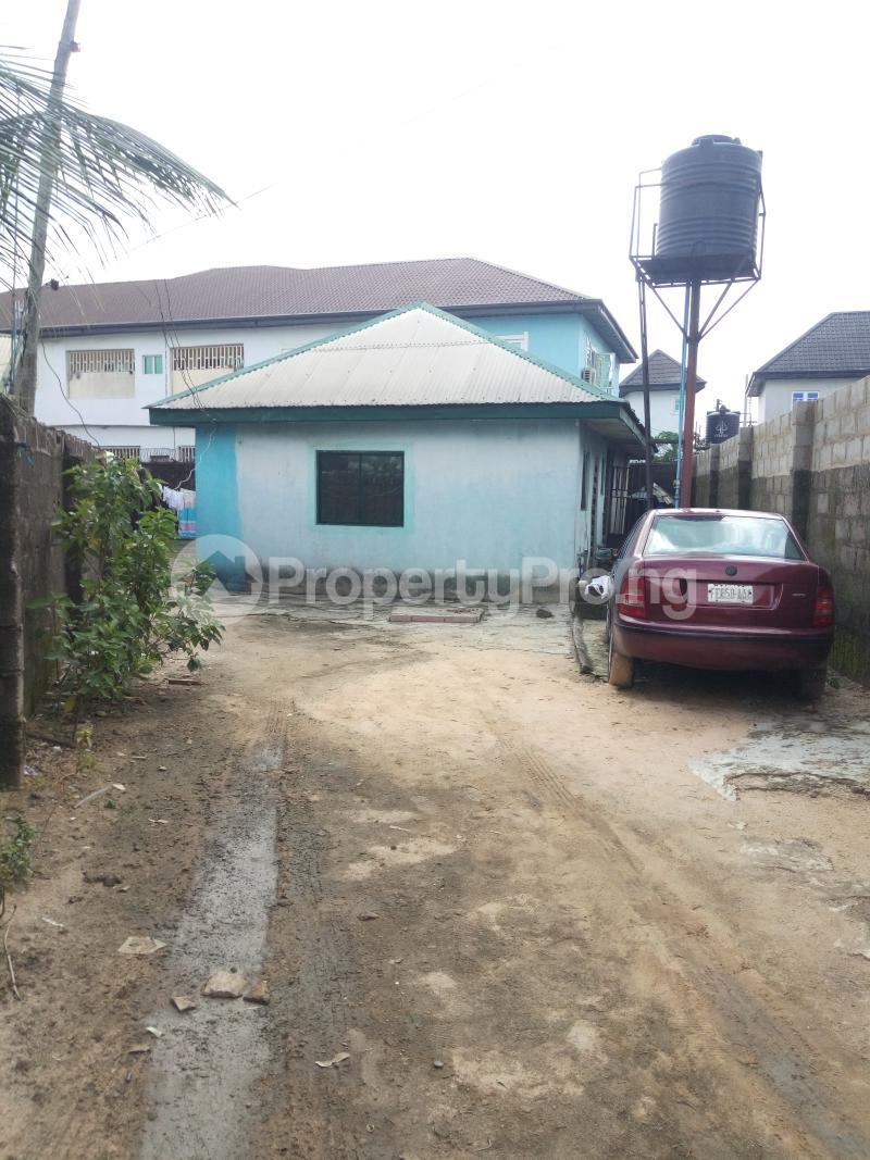 1 bedroom mini flat  Blocks of Flats House for sale Sars Rd Rupkpokwu Port Harcourt Rivers - 1