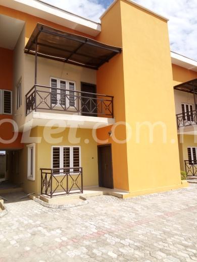 4 bedroom House for sale ago street Ago palace Okota Lagos - 1