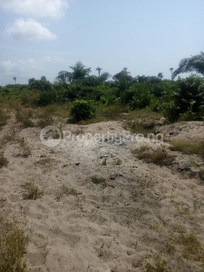 Residential Land Land for sale BY DANGOTE REFINERY IN IBEJU LEKKI LAGOS Origanrigan Ibeju-Lekki Lagos - 0