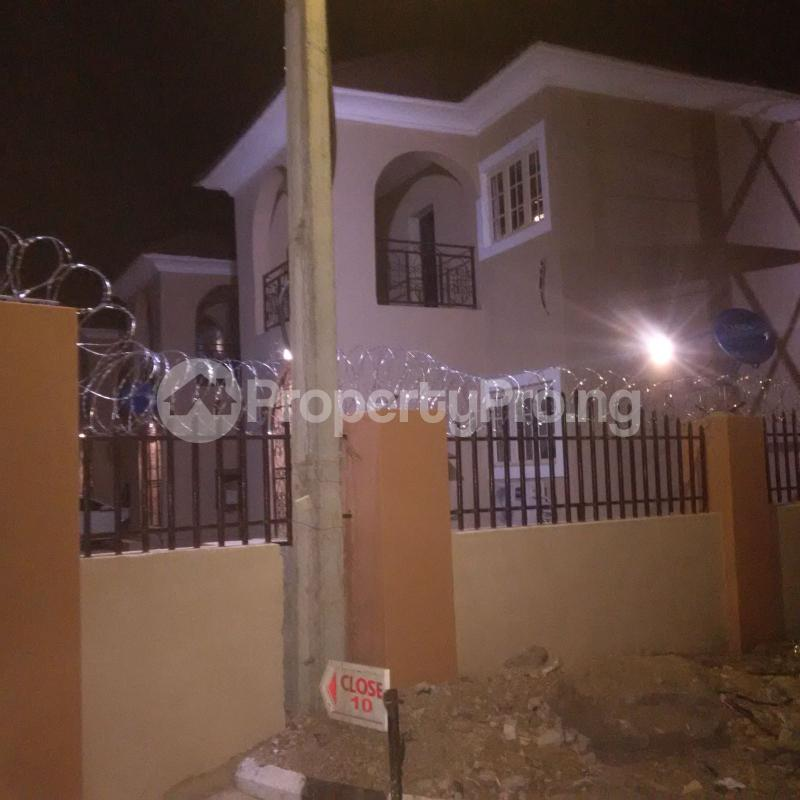 3 bedroom Terraced Duplex House for sale His Grace pavillion Estate Wumba Abuja - 7