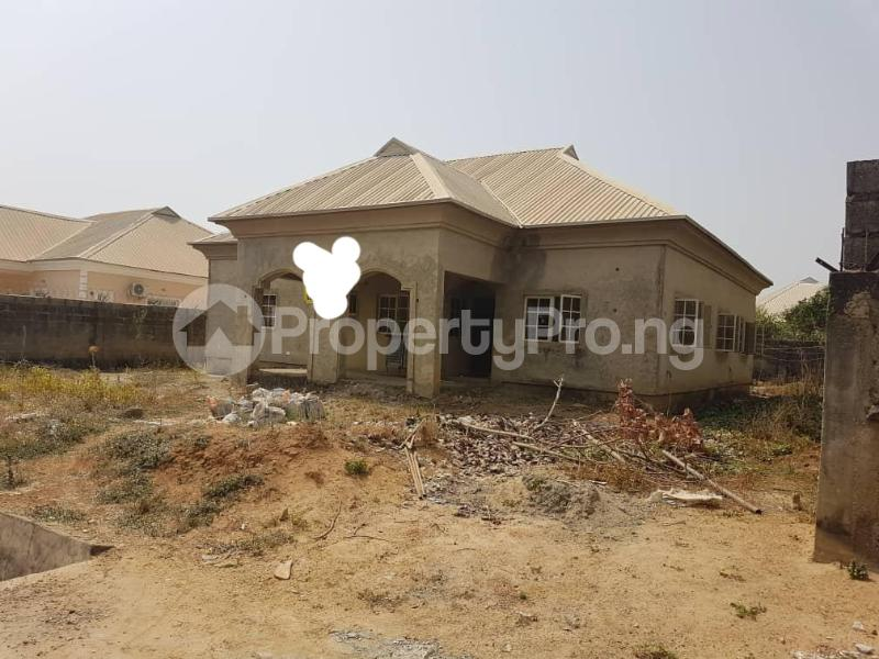 4 bedroom Detached Bungalow House for sale . Lokogoma Abuja - 0