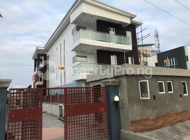 5 bedroom Detached Duplex House for sale 2nd toll gate, Lekki LAGOS chevron Lekki Lagos - 1