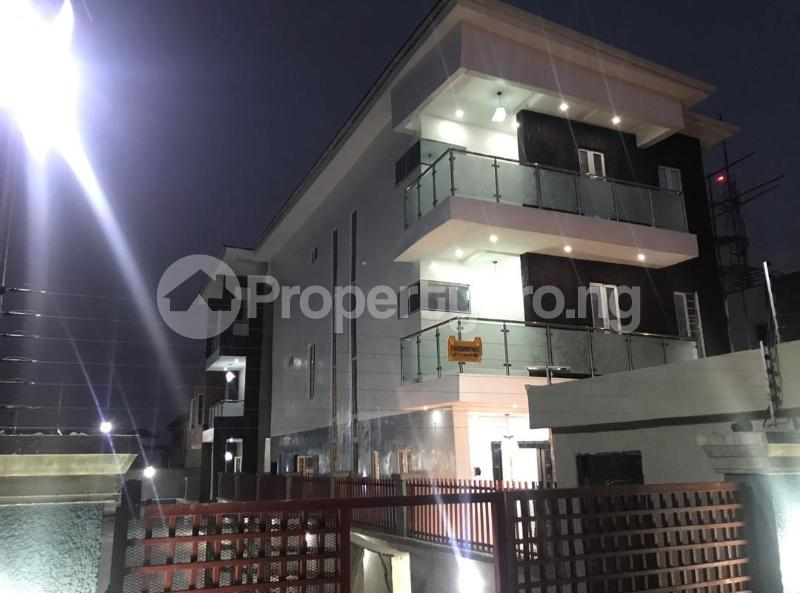 5 bedroom Detached Duplex House for sale 2nd toll gate, Lekki LAGOS chevron Lekki Lagos - 0