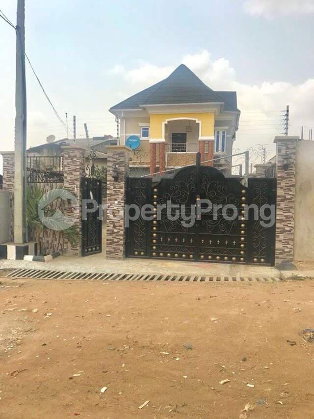 Detached Duplex House for sale Oke Aro Iju Lagos - 2
