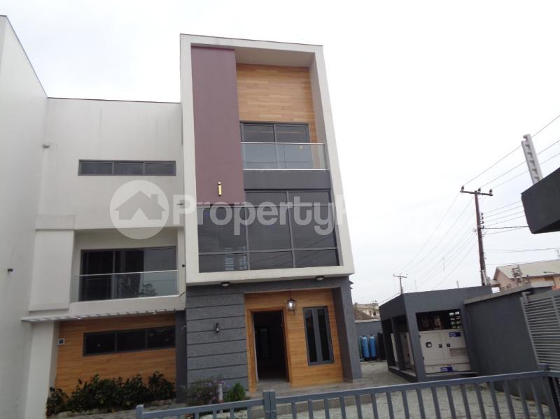 5 bedroom Semi Detached Duplex House for rent Agungi Road , Lekki Lagos Agungi Lekki Lagos - 11