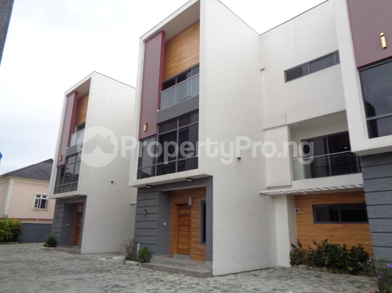 5 bedroom Semi Detached Duplex House for rent Agungi Road , Lekki Lagos Agungi Lekki Lagos - 9