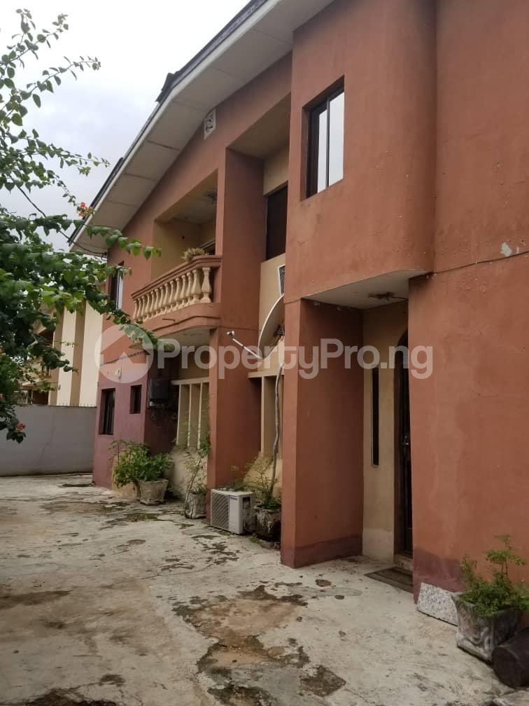 Blocks of Flats House for sale Harmony Estate Gbagada. Gbagada Lagos - 3