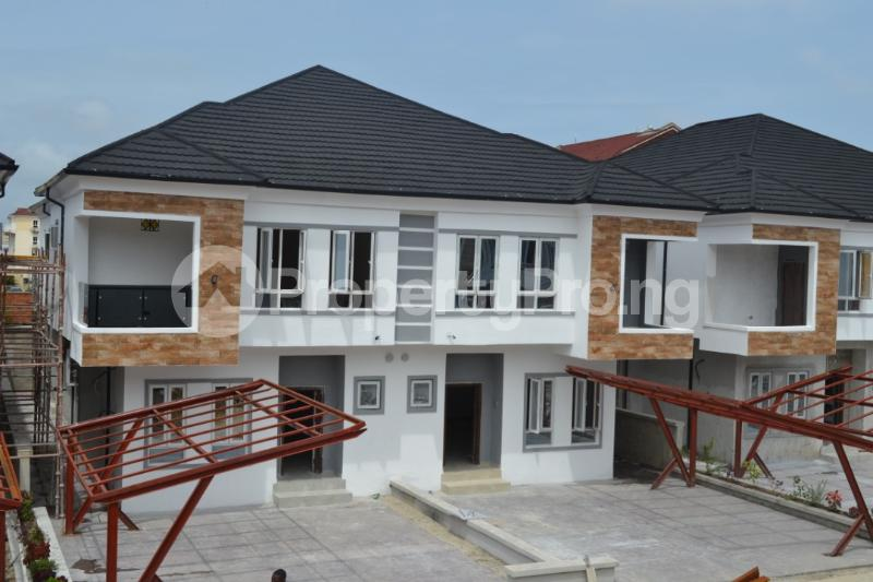 4 bedroom Semi Detached Duplex House for sale Chevron Drive , Lekki Lagos  chevron Lekki Lagos - 12