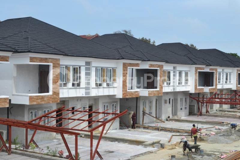 4 bedroom Semi Detached Duplex House for sale Chevron Drive , Lekki Lagos  chevron Lekki Lagos - 9