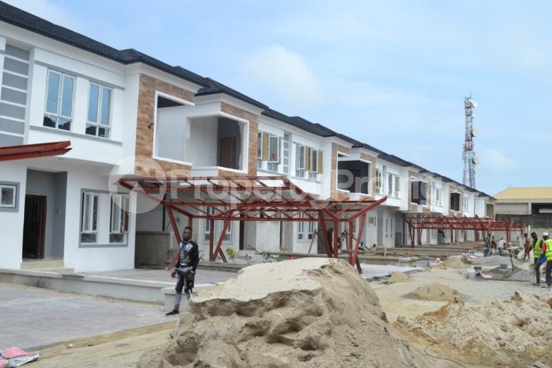 4 bedroom Semi Detached Duplex House for sale Chevron Drive , Lekki Lagos  chevron Lekki Lagos - 8
