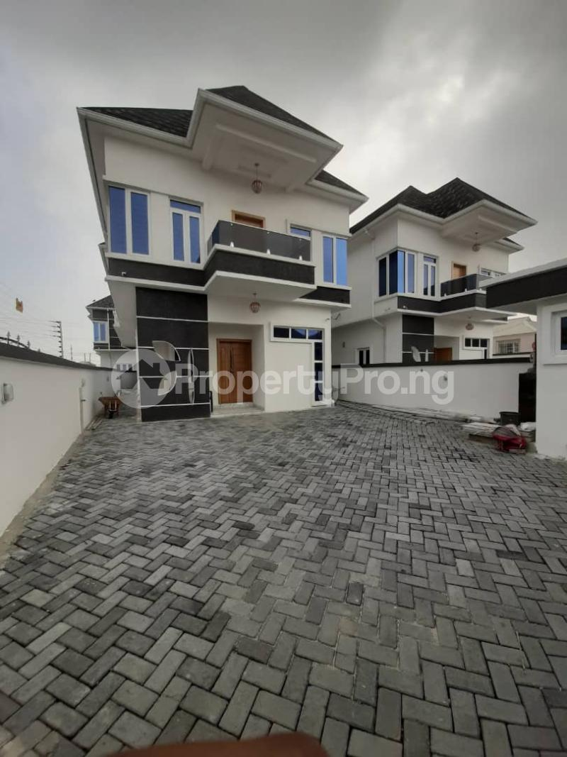 5 bedroom Detached Duplex House for sale Agungi  Lekki Lagos Agungi Lekki Lagos - 5